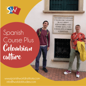 Spanish Course Plus Colombian Culture