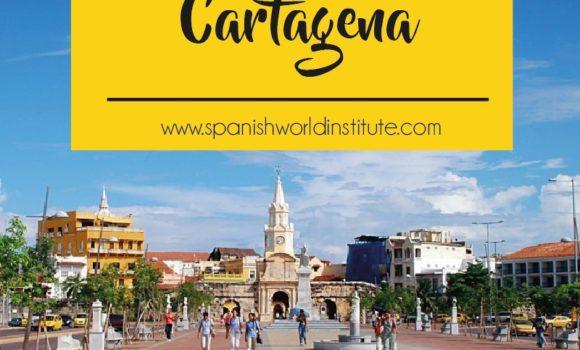 ¿Porque aprender español en Cartagena Colombia?