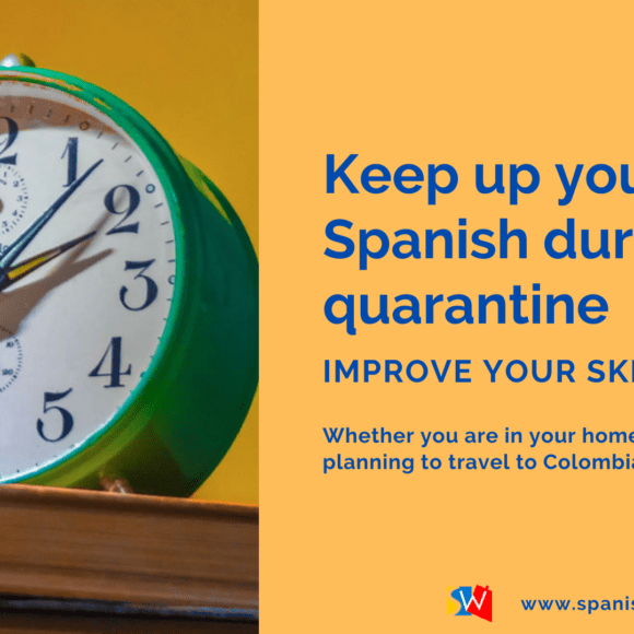 Improve Your Spanish With Online Spanish Classes