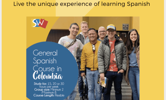 Spanish World Institute Colombia Re-opening Soon