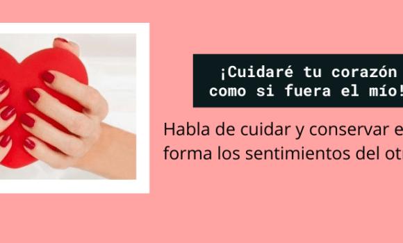 Expresiones de amor y emoción en español